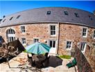 Rozel Barn - 4 Bedroom cottage. The ideal Jersey Holiday Home.