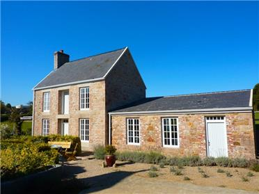 Bakehouse Cottage Jersey - A unique self catering opportunity