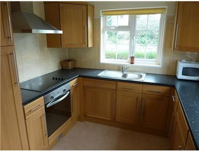 4 star cottage kitchen