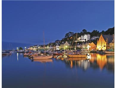 St Aubin is a delight by day or night. Stroll along the bulwarks and choose a quaint restaurant or bar to visit