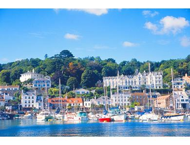 Approximately 1.25 miles away is the pretty village and harbour of St Aubin