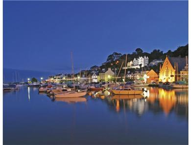 St Aubin is vibrant both by day and by night and the walk or short drive is well worth it.