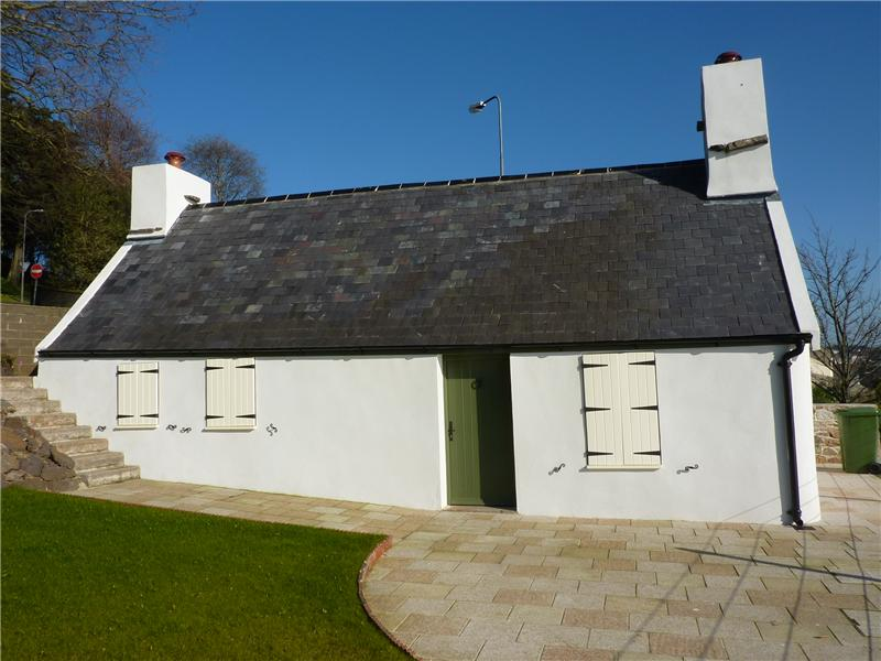 Macoles - Fishermans Cottage - Jersey